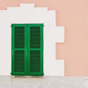 Doors of Spain Print